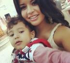 Toujours avec Wael mon neveu