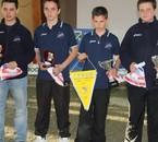 Les champions et vice champions du Limousin ! JCC <3