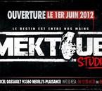 Le studio Mektoub productions à ouvert ses portes