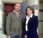 ME WITHA MAGIDA ELROUMI