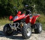 Mon nouveau Quad  (maxxer 300cc)