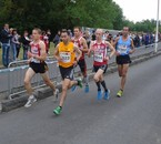 10 km de l'Amiénoise 2011. 31'38''