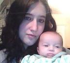 moi et mon fils mathéo