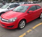 Saturn Astra XR Coupe 2008 (3e voiture) ''Blitz''