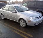 Chevrolet Optra LS 2005 (1ere voiture) ''La Vieille'