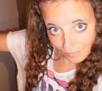 Admirez mes yeux lol