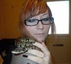 Avant je n'aimais pas les serpents, plus maintenant