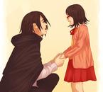 Sasuke et Sarada *^*