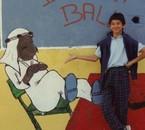 Mounir en 1992