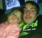moi et ma fille 3 ans