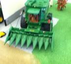 Exposition de miniatures agricoles en alsace par mini-agri,mini-T.P