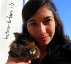 Craky & moi, le 21 Avril 2012 ♥