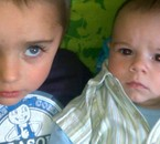 mes deux petit fils