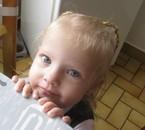 ma fille ma princesse ma vie mon amour....