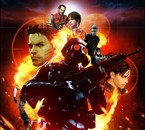 The mercenaries 3D