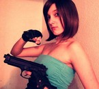 Jill Valentine (RE3) by Aya