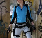 Jill Valentine (RE5 gold édition) by Jessica
