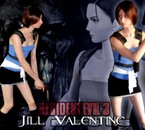 Jill Valentine (RE3) by Jessica