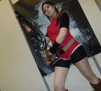 Claire Redfield (RE2) by Justine