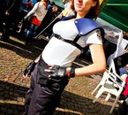 Jill Valentine (RE1) by Justine