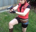 Claire Redfield (RE the darkside chronicles) by Justine