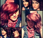 Red Hair :-) new style