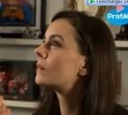 Marie seance maquillage