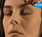 la marie sceance maquillage