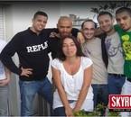 L'equipe complete de la Radio Libre <3