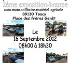 exposition bourse auto-moto-agricole 2012