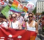 Marche des Fiertés LGBT 2013 - Lyon
