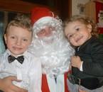 ♥ Mes Petits coeurs & Le Père Noël ♥