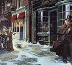 """""""Un conte de Noël"""", Charles Dickens"""