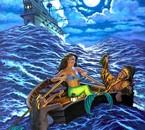 Le Charme des Sirènes