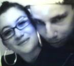 moi et mon homme.
