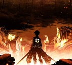 Shingeki no kyojin, best anime ever!