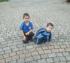 paolo avec son neveu jules