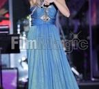 Shakira au Diner de Gala Latin Grammy Awards