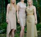 Kate, Irina & Tanya Denali