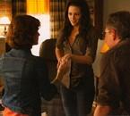 Sarah (Renée) ?, Kristen & Bill Condon
