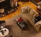 Le salon des Cullen