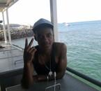 dans la barge