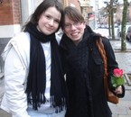 Moi & Roxane <3