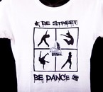 Modèle femme : Be street (zoom)