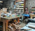 L'atelier d'Abracadabois = Quel BIN'S !!!