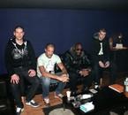 En studio avec RIM'K et KOLONEL