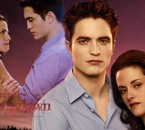 Edward et Bella Wallpaper