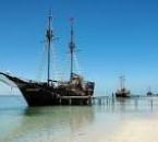 Le bateau des Pirates