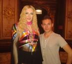 Moi a Madonna