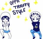 Oppa Traffy Style !